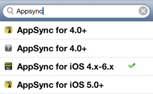 Search AppSync